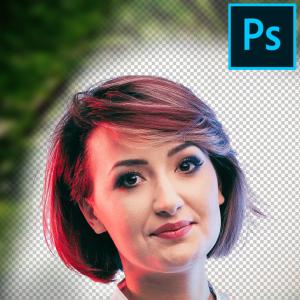 Tách nền sản phẩm thời trang bằng Photoshop