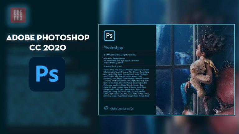 TẢI VỀ ADOBE PHOTOSHOP CC 2020 FULL NEW