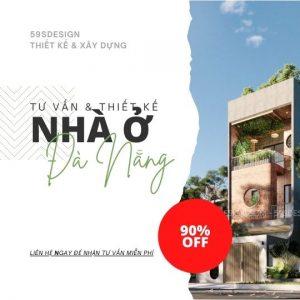 Ưu đãi thiết kế nhà ở đẹp tại Đà Nẵng