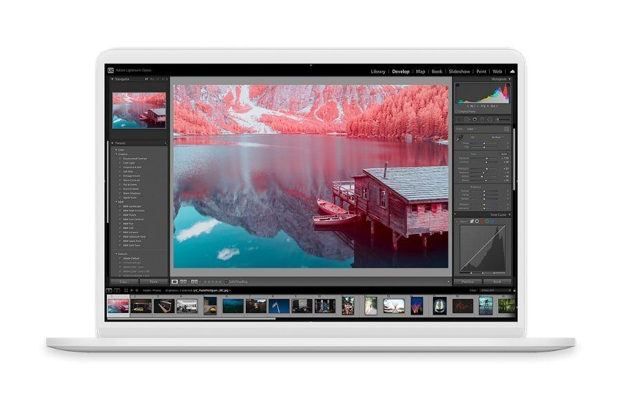 Download Adobe Lightroom Classic Full 2021 Tự động cài đặt v10.4
